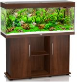 Juwel Rio 240 Aquarium & Cabinet  Dark Wood