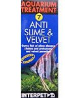 Interpet No7 Anti Slime and Velvet