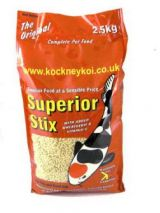 Superior Koi Pond Food Stix 2500 gms